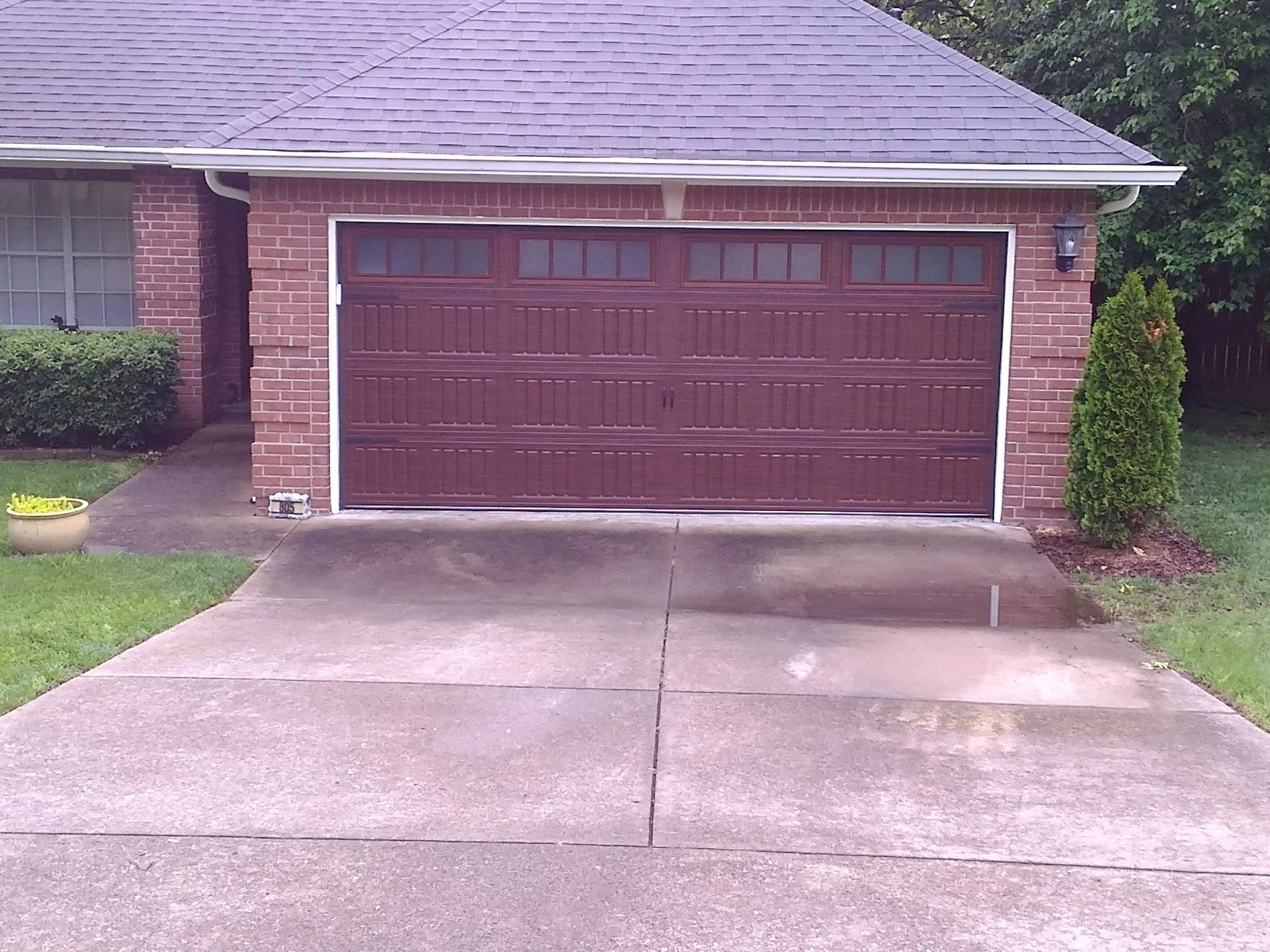 See What A Difference A Garage Door Can Make For Your Home