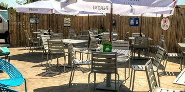 Outdoor Patio, Italian, sports bar, Lititz
