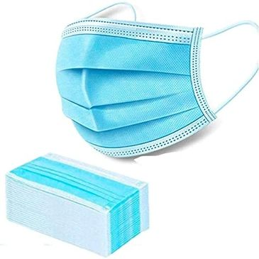 Surgical 3 ply mask non medical with FDA registration and CE certification