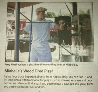 MiaBella's Wood Fired Pizza