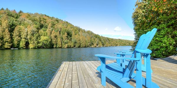Waterfront home for sale in the Laurentians, St-Faustin-Lac-Carré, Lac Cornu