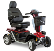 Pursuit XL PMV 4 Wheel Scooter Pride Mobility