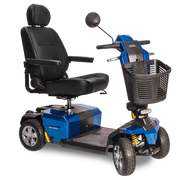 Victory 10 LX with CST 4 Wheel Scooter Pride Mobility