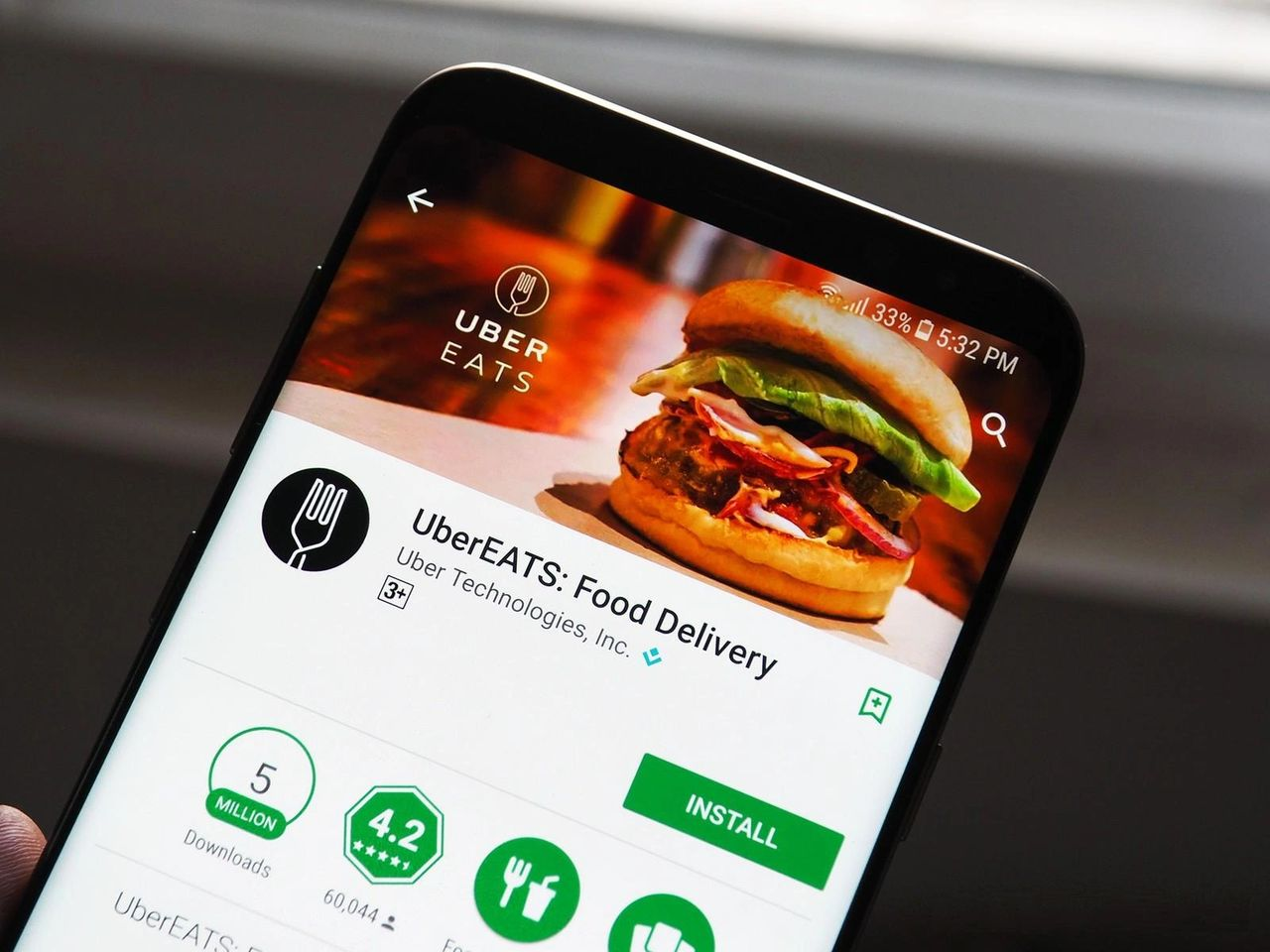 Uber Eats App FAQs ?
