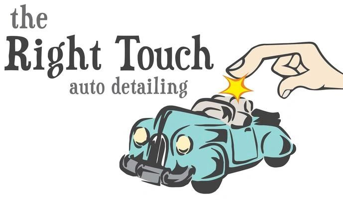 The Right Touch Logo