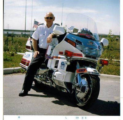 Jack Baker (1937-2012), Founder, EMS  White Knights