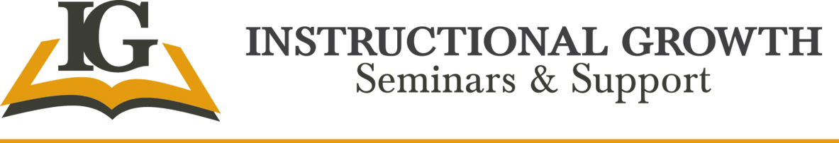 Instructional Growth Seminars and Support