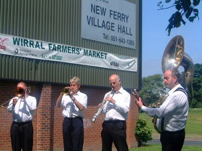 New Ferry Village Hall, New Ferry, Wirral