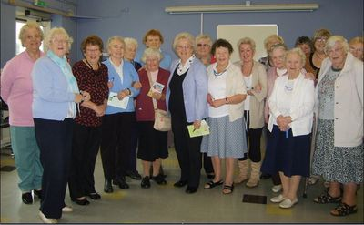 Widows of Windsor at Windsor Close Community Centre, New Ferry, Wirral