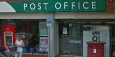 Post Office, New Ferry, Wirral