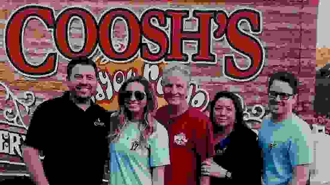 "Coosh's Story How it all began  Durand ""Coosh"" Willis and his wife, Margaret, are the owner-operato"