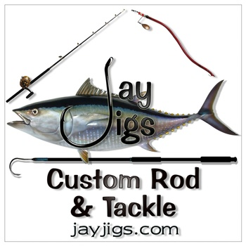 Jay Jigs Custom Rod & Tackle