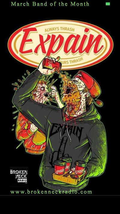 Expain March Band of the Month