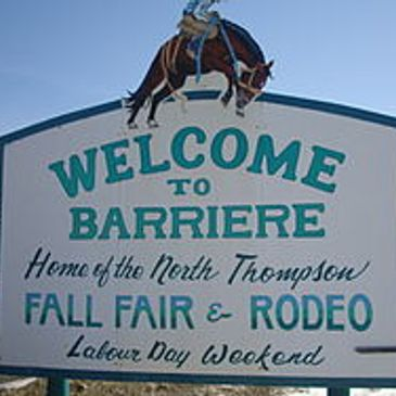 Home of the North Thompson Fall Fair &  Rodeo