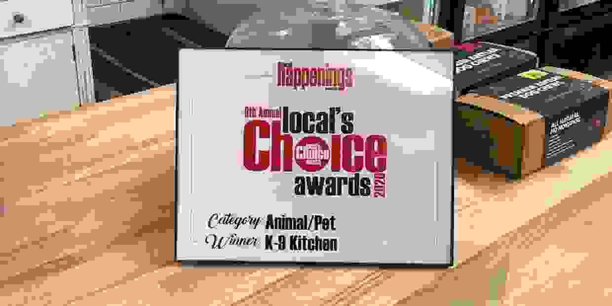 Winner of 2020 Local's Choice award for best Pet Store.
