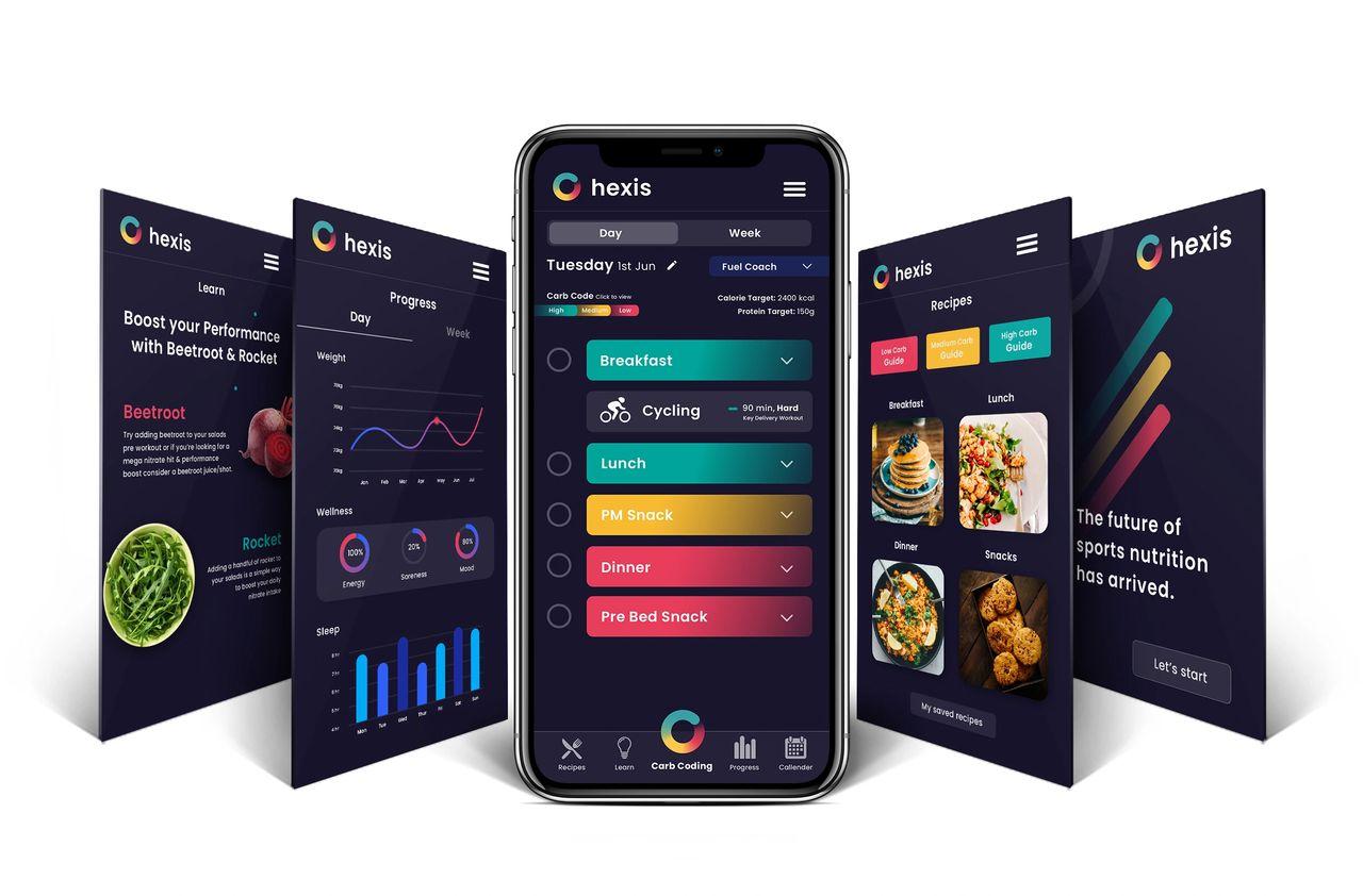 hexis-performance-app