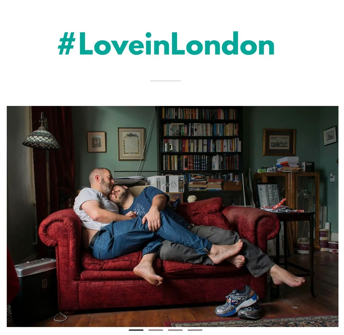 Love In London Competition