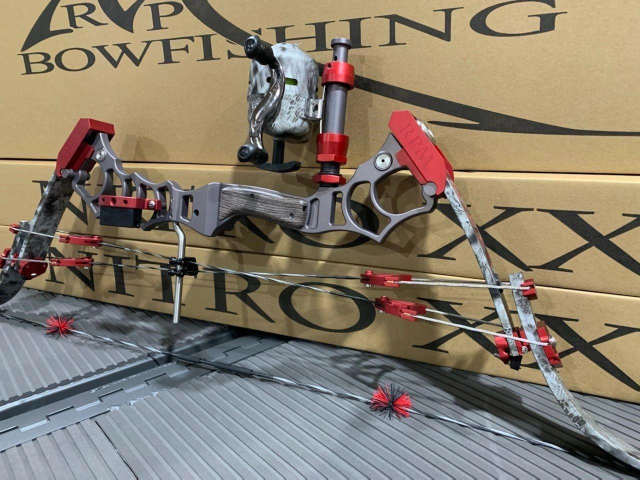 RPM Bowfishing victoire reste avec rétention Gates
