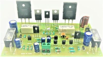 200 watt hifi amplifier pcb board