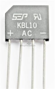 kbl10 bridge rectifier
