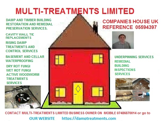 MULTI-TREATMENTS LIMITED REMEDIAL PRESERVATION SERVICES