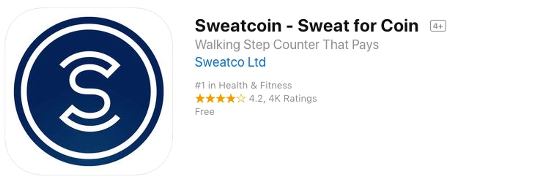 Install Sweatcoin in Canada