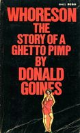 Donald Goines - Whoreson
