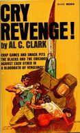 Donald Goines, Al C. Clark - Cry Revenge