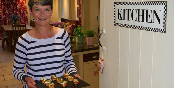 Karen Wigley - The Canape Kitchen