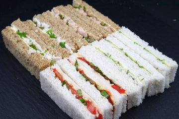Finger Sandwiches - ideal for business lunch