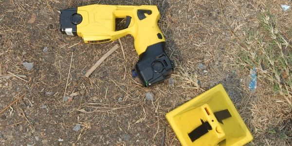 Brandon del Pozo - When Tasers Fail - American Public Media - Reveal