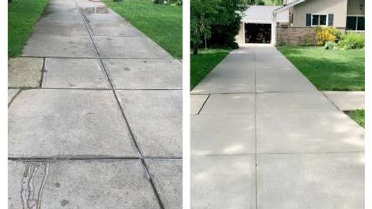 Power washing company, Concrete cleaning company, Get my concrete cleaned and sealed, Power wash