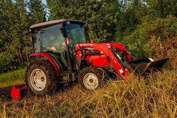 2019 1725MH Compact Tractor Massey Ferguson