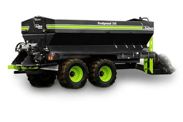 Schulte Pro Spread 310 Fertilizer Spreader