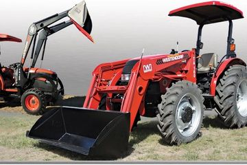 TA-160 Compact Loaders Westendorf