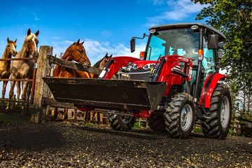 1700M Series Compact Tractor Massey Ferguson
