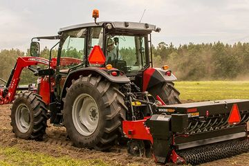 4700 Series Utility Tractor
