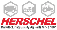 Herschel Manufacturing Quality Ag Parts Logo