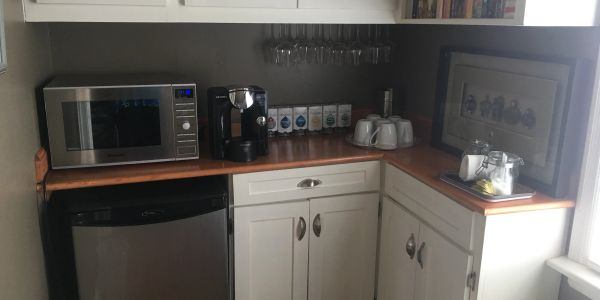 Coffee Room and kitchenette