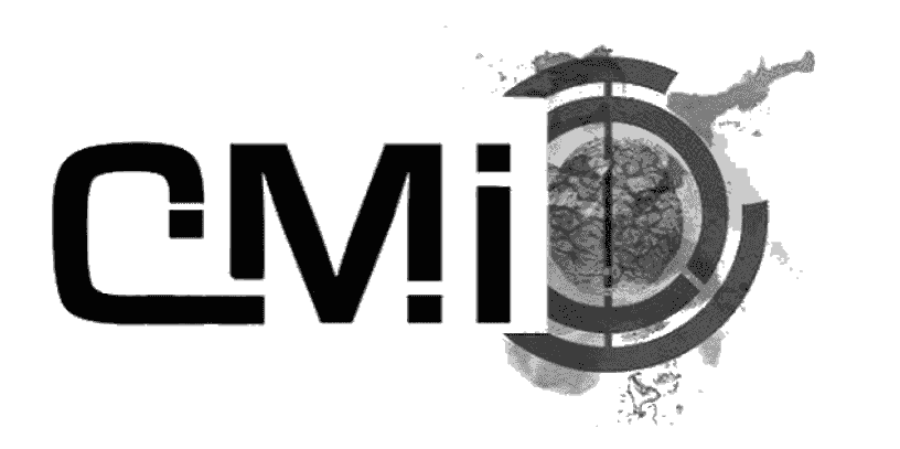 The official Collective Minds Inc (CMi) logo