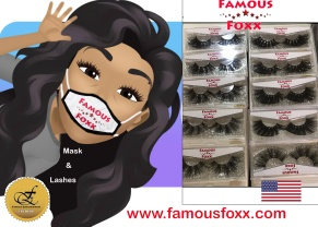 Peggy Foxx presents Famous Foxx Beauty and Cosmetics Brand