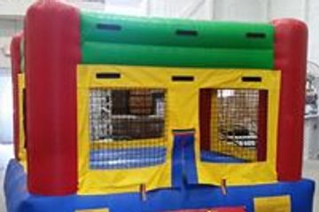 Space saver youth plain Bounce House