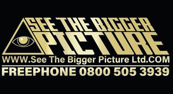 see the bigger picture big screen projector sales hire service