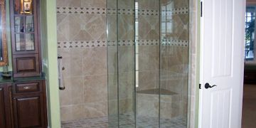 Bathroom Shower Tile Installation, Bathroom Shower Renovation, Custom Shower Tile Installation