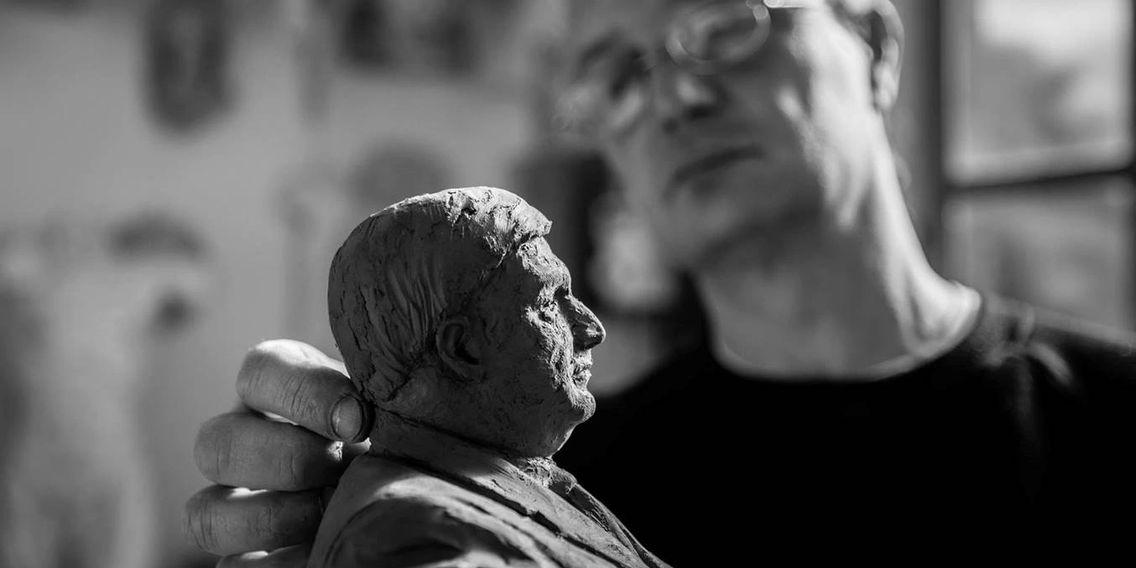Marcello Giorgi is a Master Sculptor in the classical figurative style.