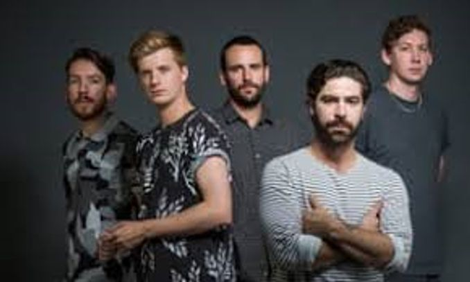 The Foals Blackpool Oper House 2020 2021 Sunny Dees Cheap Self Catering Holiday Apartments