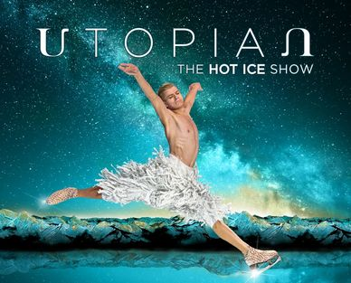 Utopian The Hot Ice Show Blackpool