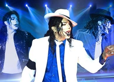 Michael Jackson King of Pop Winter Gardens Blackpool