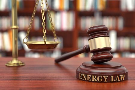 Energy Law legal courtroom hearing