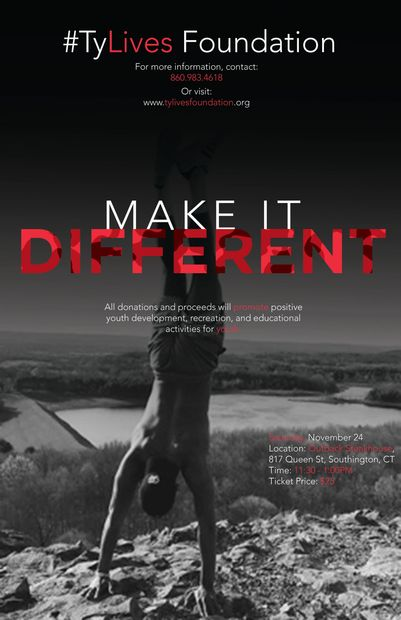 Our 1st Make it Different Foundation was a success! We thank God for humble beginnings and a start!
